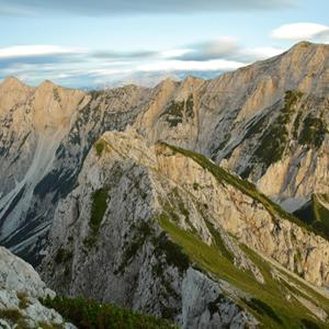 Planina Korošica - Hanjževo sedlo - Veliki vrh v Košuti